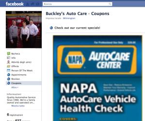 Prenotazioni, marketing, facebook, auto, service, esperienza, aftermarket